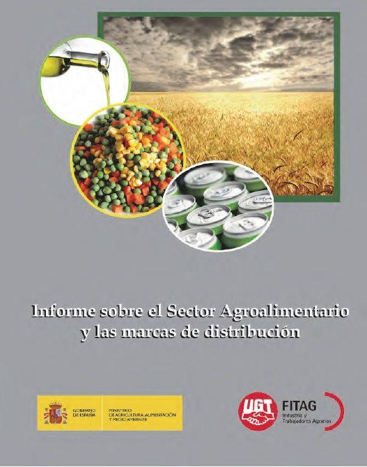 Informe sobre el Sector Agroalimentario y las marcas de distribución