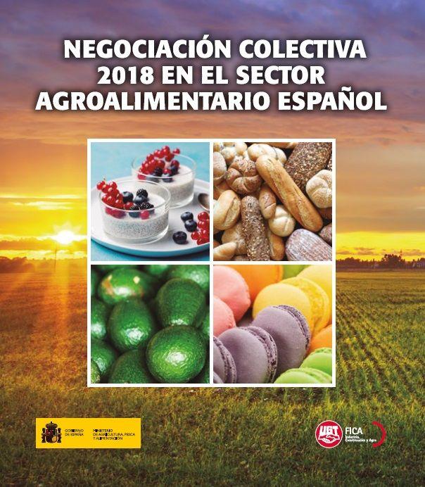 Informe Negociación Colectiva 2018 en el Sector Agroalimentario español