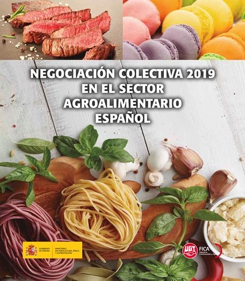 Informe Negociación Colectiva 2019 en el Sector Agroalimentario español